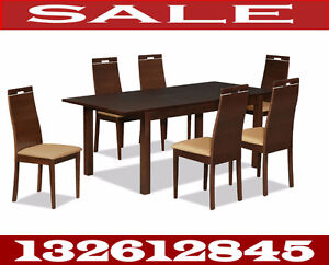 1326t, modern wood dinette full tables sets, arm chairs