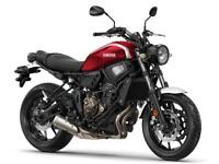 NEW 2018 Yamaha XSR700 ABS RETRO STYLING 0%