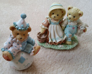 7 Cherished Teddies Collectibles for sale