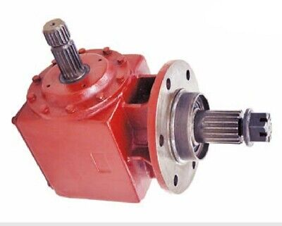 Gshf Gearbox Gc-130s 61171hp 250632 For Rotary Mower Cutter Slasher