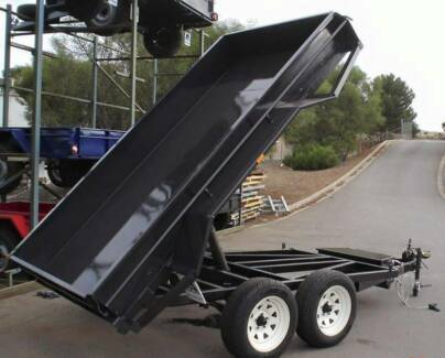 8x5 Hydrualic Electric Pump Tipper Salisbury Area Preview