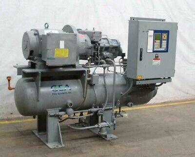 Geafes 60gs Screw Compressor Package 75hp 1066cfm