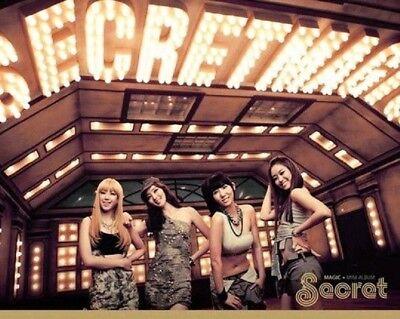 SECRET [SECRET TIME] 1st Mini Album CD+Photobook K-POP SEALED