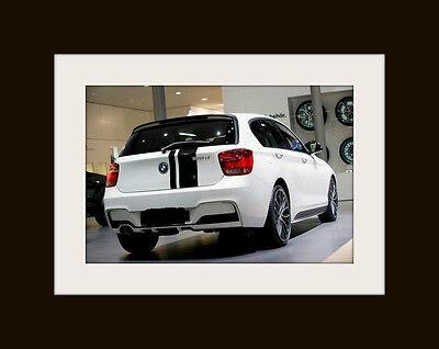 "10"" Offset Rally stripes Stripe Graphics FIT All BMW 328i 318 335i 330 X5 X6 328"