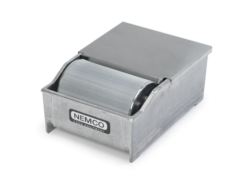 "Nemco 8150-RS 1 LB. Capacity 4"" Aluminum Butter Spreader"
