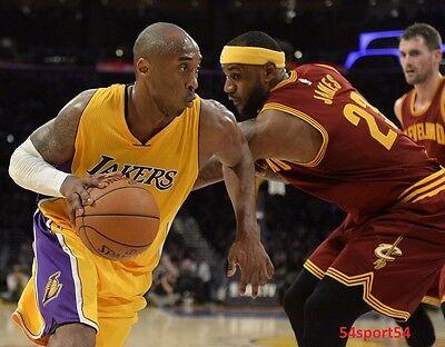 Kobe Bryant Los Angeles Lakers Basketball Player Glossy 8 x 10 Photo