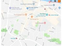 Parking space for rent in London Bridge area