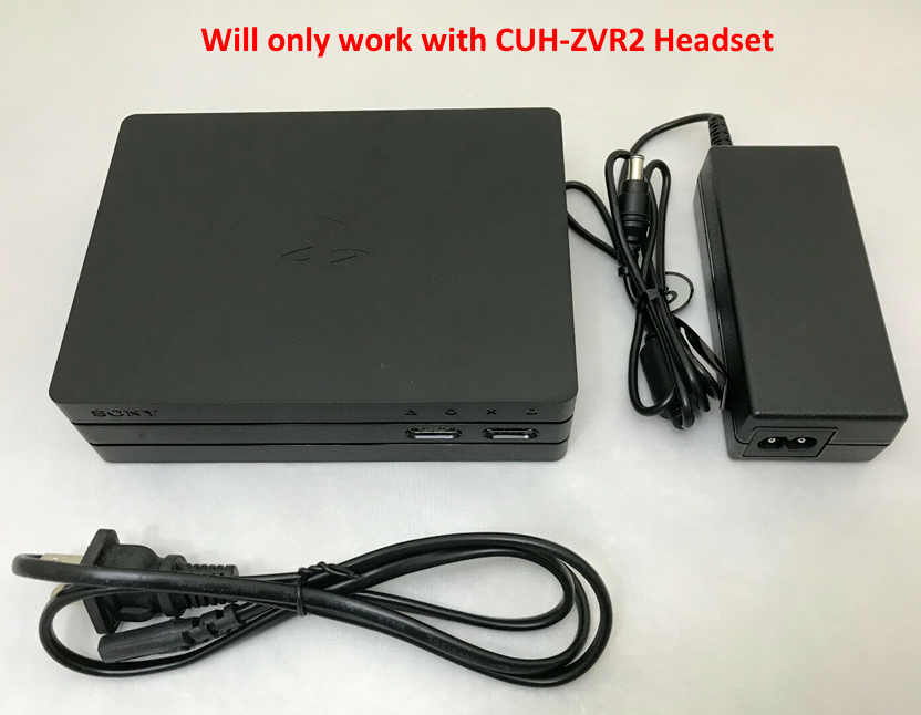 READ - VG Camera Bundle for PS4 - CUH-ZVR2 Genuine PlayStation VR Headset