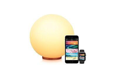 Mit Smartphone oder Smartwatch ist Elgato Avea konfigurierbar. (© Elgato)