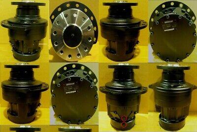 Hydraulic Motor For Caterpillar 287b 277b 267b Genuine Bosch Rexroth Oem