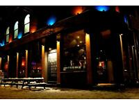 FULL TIME/PART TIME ASSISTANT MANAGER, FULL & PART TIME BAR STAFF - WHITECHAPEL