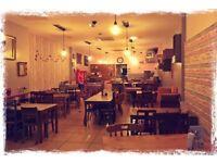 Contents of Vintage Tea Room/Cafe