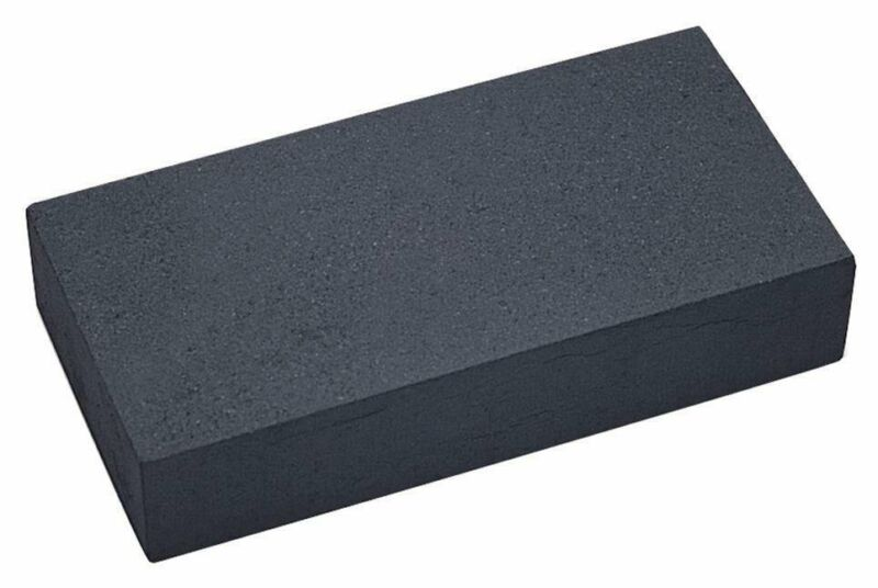 """5-1/2"""" x 2-3/4"""" x 1-1/4"""" Jewelry Making Soldering Work Surface Charcoal Block"""