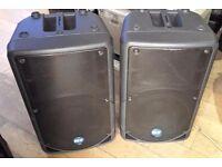 RCF ART 312a Mk1 - Italian Made with new RCF bags- Like Mackie SRM 450, Yamaha, Peavey, EV, QSC, JBL