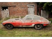 CLASSIC CARS & SPORTS CARS WANTED ALL MAKES AND MODELS ** TOP PRICES PAID FOR GARAGE/BARN FINDS **