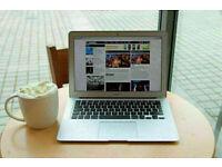 13' Apple MacBook Air 1.6GHz i5 4GB 480GB SSD Adobe Photoshop Lightroom Microsoft Office AutoCad