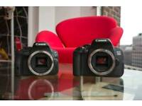 CANON 700D DLSR BODY ONLY