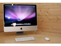 Apple iMac 24' 2.66Ghz 4GB Ram 640GB HDD Ableton Logic Pro X Cubase Omnisphere Massive Absynth Waves
