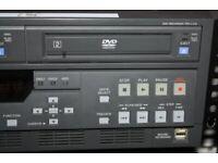 Pioneer prv-lx10 dvd recorder