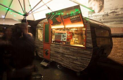 Franklin Regent Caravan - Food Truck Coffee Van Business Preston Darebin Area Preview