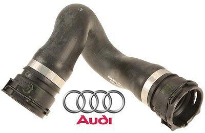 For Audi A4 & A5 Quattro S4 S5 Upper Radiator Hose w/ Quick Coupler Genuine