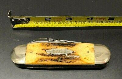 Case Stag Elephant Toe Sunfish Pocket Knife