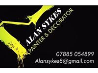 ALAN SYKES PAINTER & DECORATOR