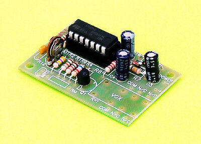 Voice Activated Switch KIT by RAINBOW KITS VOX-1