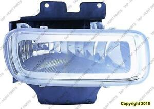 Fog Lamp Passenger Side With Bracket [From 2004 To 08/08/2005] High Quality Ford F150