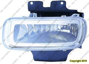 Fog Light Driver Side With Bracket [From 2004 To 08/08/2005] High Quality Ford F150