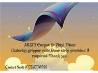 ASZM Carpet & vinyl fitter