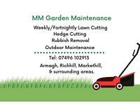 MM Garden Maintenance - Grass / Lawn / Hedge Cutting