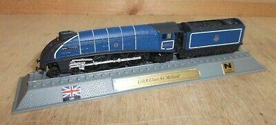 Del Prado N Gauge Display Model Lner Class A4 'Mallard' UK for sale  Shipping to Ireland