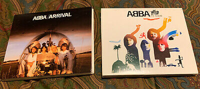 2 2001 Abba Cds - The Album, Arrival Bonus Tracks