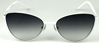 Marc Jacobs Damen Sonnenbrille MARC 33/S SJR White Weiß Glas Grau Verlauf