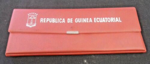 1970 EQUATORIAL GUINEA 4 COIN SILVER PROOF SET 75 PESETAS REDUCED 6/4/20 4892