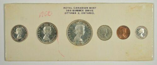 1960 Canada Proof-Like PL Mint Set in Original Cardboard