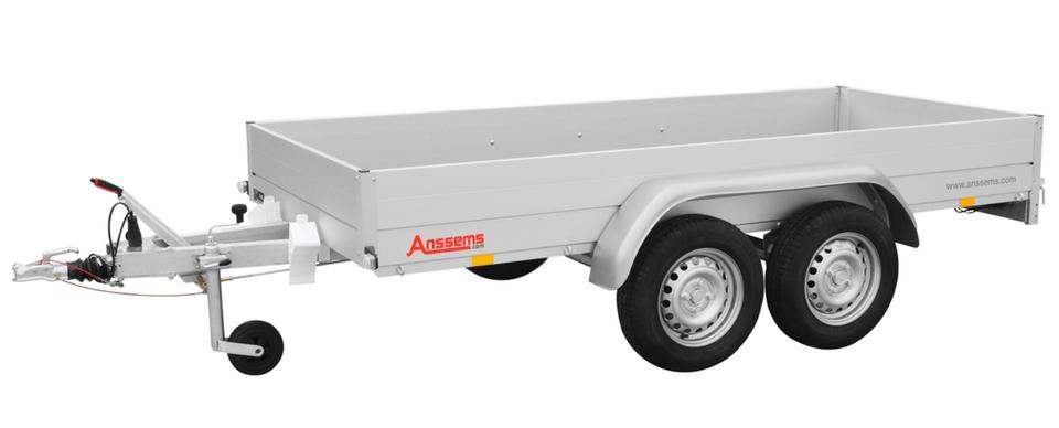 ANSSEMS Anhänger GTT 2000.301x151 Kastenanhänger 2000 kg in Weiden (Oberpfalz)