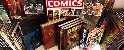 Comics Graphics And More
