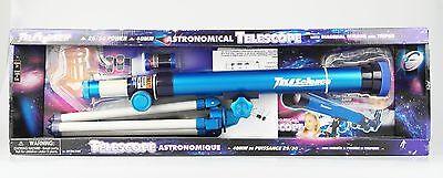TELE SCIENCE astronomisches Spielzeug-Teleskop für Kinder, 25/50, 40mm ()
