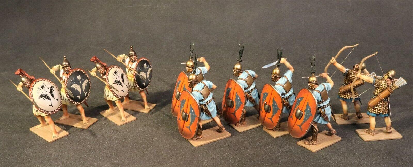 JOHN JENKINS ROMAN EMPIRE AGE OF ARTHUR MRR-02Y ROMAN TRIBUNE YELLOW SHIELD - $53.90