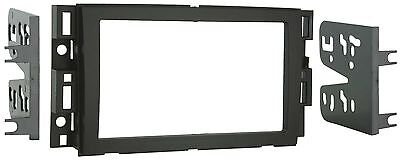 Metra 95-3305 Double DIN Installation Dash Kit Radio Install GM Chevrolet 2006+