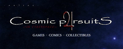Cosmic Pursuits Online