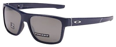Oakley Crossrange Sunglasses OO9361-1457 Navy | Prizm Black Lens | Team USA BNIB