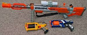 toy dart guns Claremont Glenorchy Area Preview