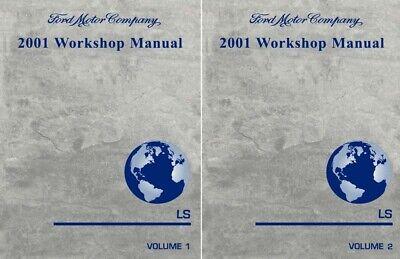 2001 Lincoln LS Shop Service Repair Manual