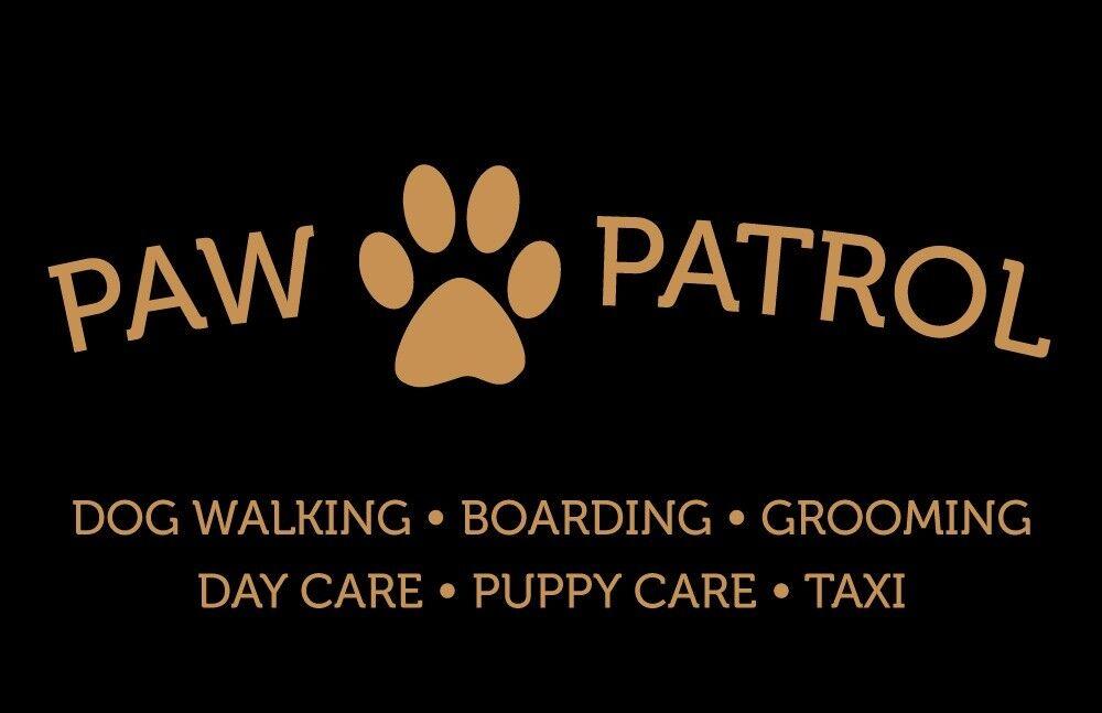 Paw Patrol - Dog Walking, Daycare, Boarding, Puppy Visits, Grooming - Glasgow West End Walker