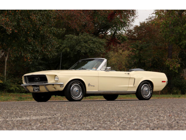 Ford : Mustang Convertible Sweet 2 Owner 68 Mustang Convertible Automatic Nice Condition Drive it Anywhere!