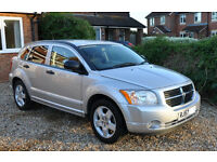 DODGE CALIBER 2.0 SXT AUTOMATIC 2007 - only 78K miles, Full Service