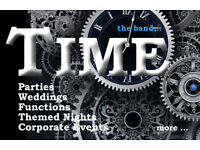 Drummer wanted for Ilkeston functions band 'TIME'